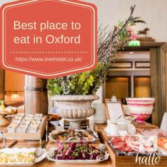 Restaurants in Oxford city Centre -  Best place to eat