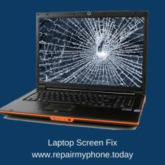 Laptop Screen Repair in Oxford