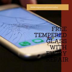 Broken or Shattered iPhone Screens Repair Oxford