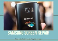 Samsung Repairs in Oxfordshire