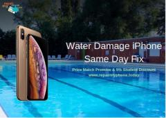 Water Damage Phone Fix in Same Day at Oxford