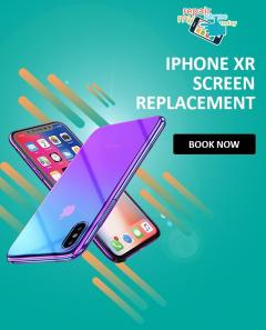 iPhone XR Screen Replacement  Repairmyphone.Today