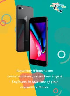 Repairing iPhone is our core-competency