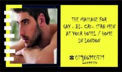 MASSAGE for GAY  BI STR8 MEN- call to HOTEL-HOME LONDON