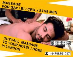 MASSAGE FOR MEN GAY,BI,STR MEN - FESTIVE SEASON EDITION