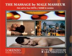 MASSAGE FOR MEN gay-bi-srt8 - out call to HOTEL HOME