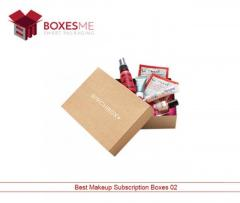 Get your Cardboard Makeup Boxes from us