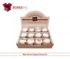 Freshen your Mood with Our Bath Bomb Packaging Boxes