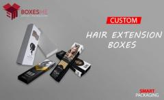 Get Amazing Designs of Hair Extensions Packaging