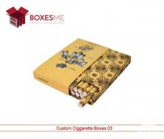 Freshen your Mood with Our Paper Cigarette Boxes