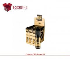 You Can Get Fully Customized CBD Boxes Wholesale