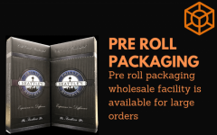 We provide High-Quality Pre Roll Packaging For Sale