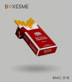 Freshen your mood with Blank Cigarette Boxes