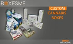Make your life easy with our Custom Cannabis Boxes