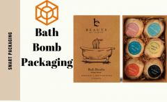 You Can Get Fully Customized Bath Bomb Packaging