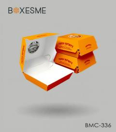 Get Amazing Designs of Custom burger boxes From us