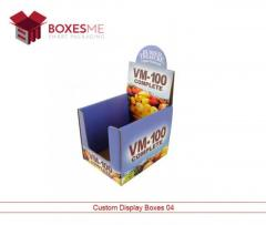 Check out Our Various Selections of Custom Display Box