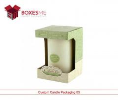 Get your Custom Candle Boxes from us in the USA