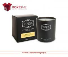 Get your Luxury Candle Boxes from us in the USA