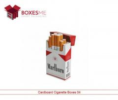 Get Cardboard Cigarette Boxes for your Cigarettes
