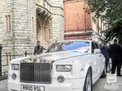 Rolls Royce Wedding Car Hire London
