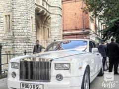 Rolls Royce Wedding Car Hire London