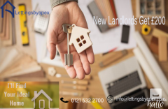 lettings for Landlords West Midlands