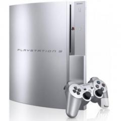 PlayStation 3 Satin Silver
