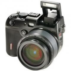 Olympus C-8080 8MP Digital Camera with