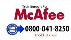 McAfee Activation Support Service