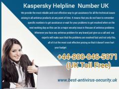 Kaspersky Support 0800-046-5071 Helpline Number UK