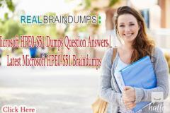 Pass your HP HPE0-S51 Exam by Realbraindumps.com HPE0