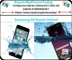 Samsung S8 Repair Service in Oxford With best Price