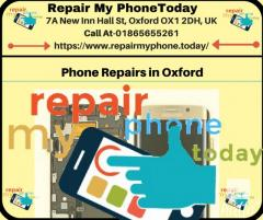 Phone repair services in Oxford UK