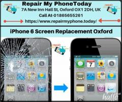 iPhone 6 Screen Repair & Replacement Services in Oxford