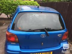 Toyota Yaris T Spirit VVTI Low Mileage