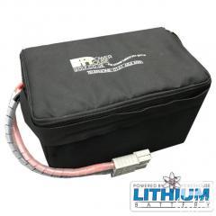 9-12 Hole Golf Lithium Battery