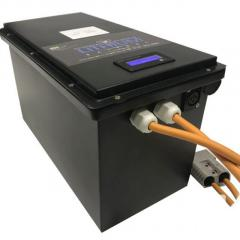 36v 50Ah Lithium Battery inc Charger