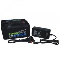 12V 16Ah Power Pack Lithium Charger For Sale