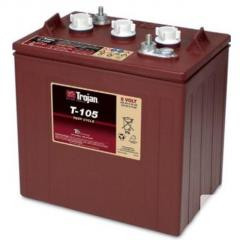 Trojan 6v 225Ah Wet Battery for Sale