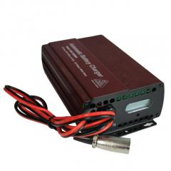 36V 8A 3 Stage Intelligent Auto Charger
