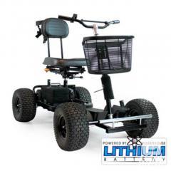 Titan Lithium Golf Buggy