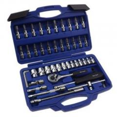 Blue Spot 46PC Socket Set ST-2001