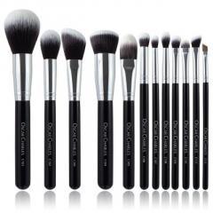 12 Piece Makeup Brush Set Sales
