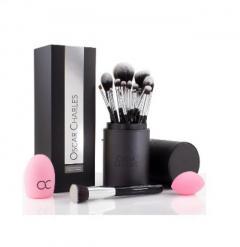 Cruelty Free Makeup Brush Set By Oscar Charles B