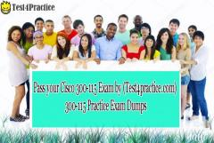 Get Latest Cisco 300-115 Practice Test Questions Answer
