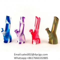 Silicone Bong Colorful Silicone Dab Rig Water Pipes