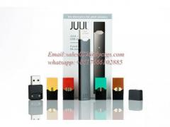 JUUL Device kit with USB Charger and 4 Pod Multipack