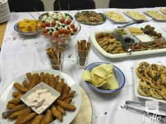 Party buffet catering service in Milton Keynes