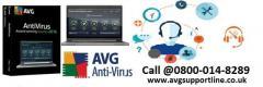 Fix AVG antivirus errors issue properly
